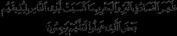 Quran verse 30-41