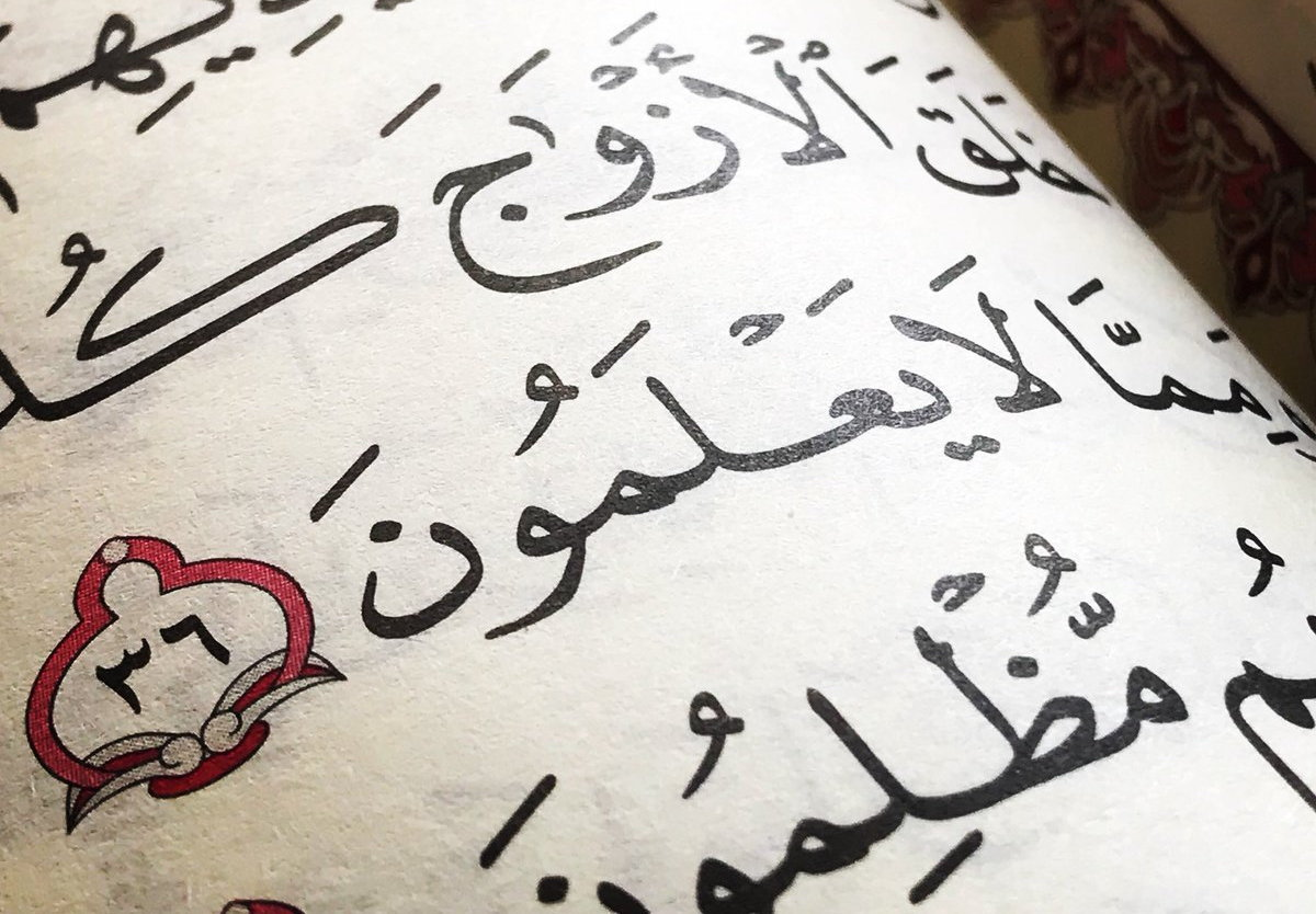 Picture of Quran