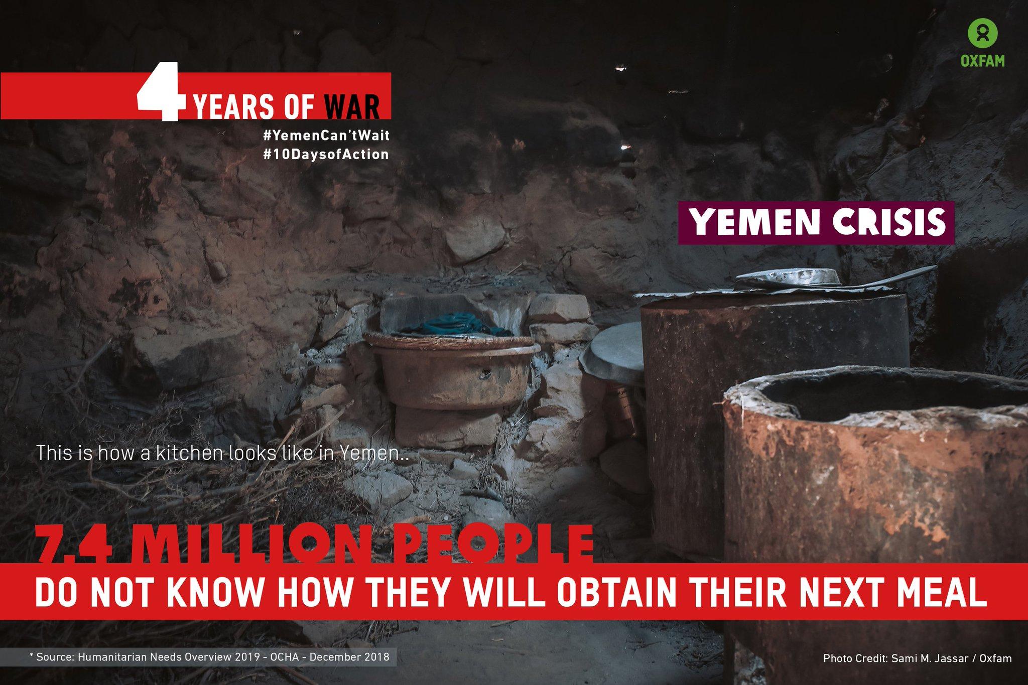 Oxfam Yemen